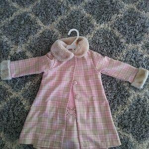 Toddler Girls 2 piece dress/coat